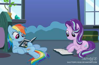 Story Time Starlight ! by ShutterflyEQD
