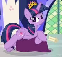 Princess Purple Smart by ShutterflyEQD