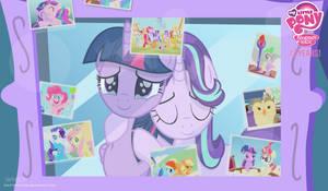 My Little Pony FiM -- Happy 7th Anniversary! by ShutterflyEQD