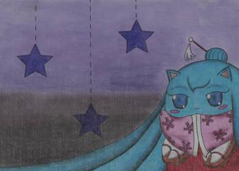 Madame Dagger by TsukiGalaxy
