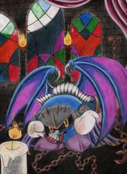 wine? -colored- by TsukiGalaxy