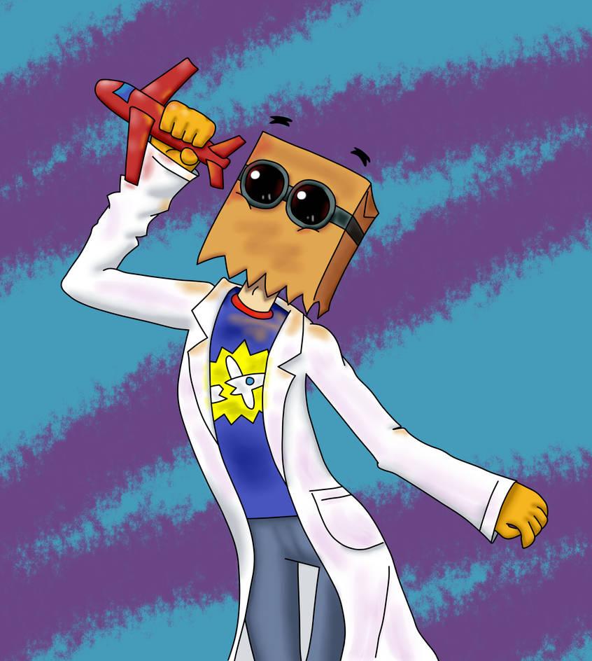 Dr Flug by TsukiGalaxy