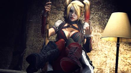 Harley Quinn 8 by Rescraft