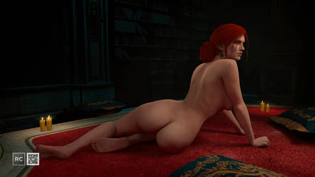 Triss_TW3_4 by Rescraft