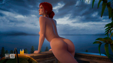 Triss_TW3_5 by Rescraft