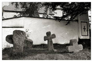 Old cemetery 3 by jerrywhite