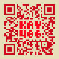QR Code logo experiment by kay486