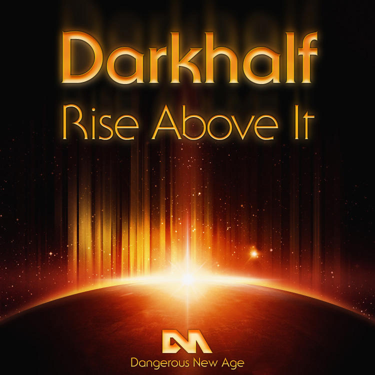 Rise Above It COVER by kay486