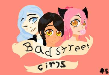 Badstreet by piping-hot-studio