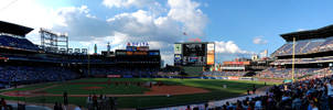 Turner Field by Ridoz