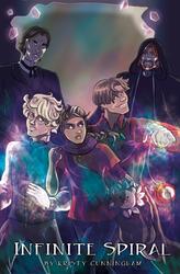 Infinite Spiral: Cover Illustration by novemberkris