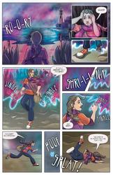 Infinite Spiral: Prologue 03 by novemberkris