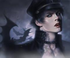 Vampire's Blood by Zeilyan