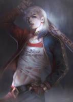 Harley Quinn by Zeilyan