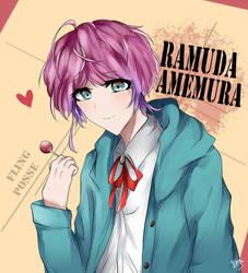 Ramuda Amemura by RAINMonogatari