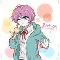 Ramuda by RAINMonogatari