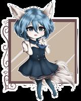 [G] Wolfychu by RAINMonogatari