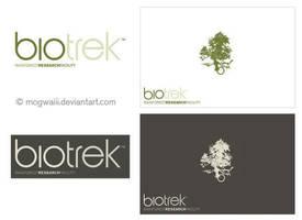 biotrek logo by mogwaiii