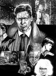 Blade Runner inks Ver2 wip7 by 6nailbomb9