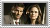 Bones TV Series Stamp by Hitomii