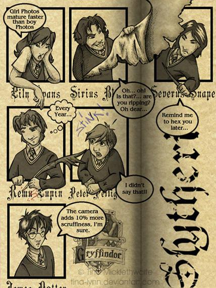 hogwarts yearbook 1973 by tina lynn on deviantart