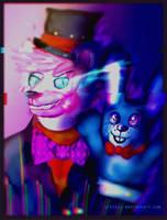 Funtime Freddy (FNaF: Sister Location) by Articoz