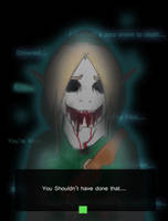 You shouldn't have Done That.. by Beastrune