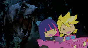 P+S's Magical T-rex Adventure by Beastrune