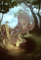Forest Elder by ProjectHybrid