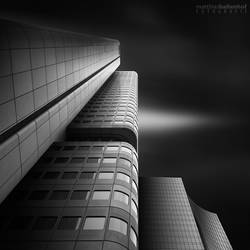 Silberturm 3 by MatthiasHaltenhof