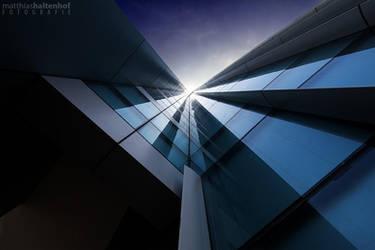 To the Sky by MatthiasHaltenhof