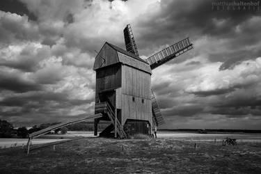Mill by MatthiasHaltenhof