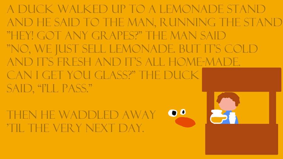 The Minimalistic Duck Song By Katacaz On Deviantart