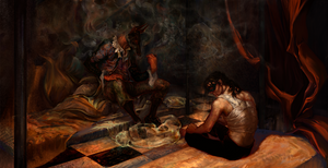 smoke by Laslo22