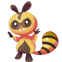 Adoptable Sprite by Sythnet