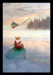 Somewhere over the rainbow by mjdaluz