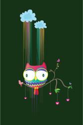 Owl by mjdaluz