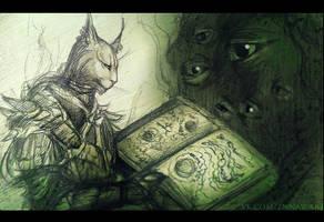 Sokhn in the Apocrypha by ZnNavigator