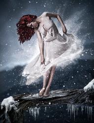 Snowdancer by MademoiselleKati