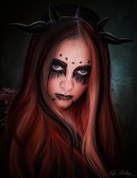 look into my soul by MademoiselleKati