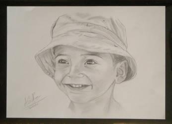 happy kiddo by anymys-symyna