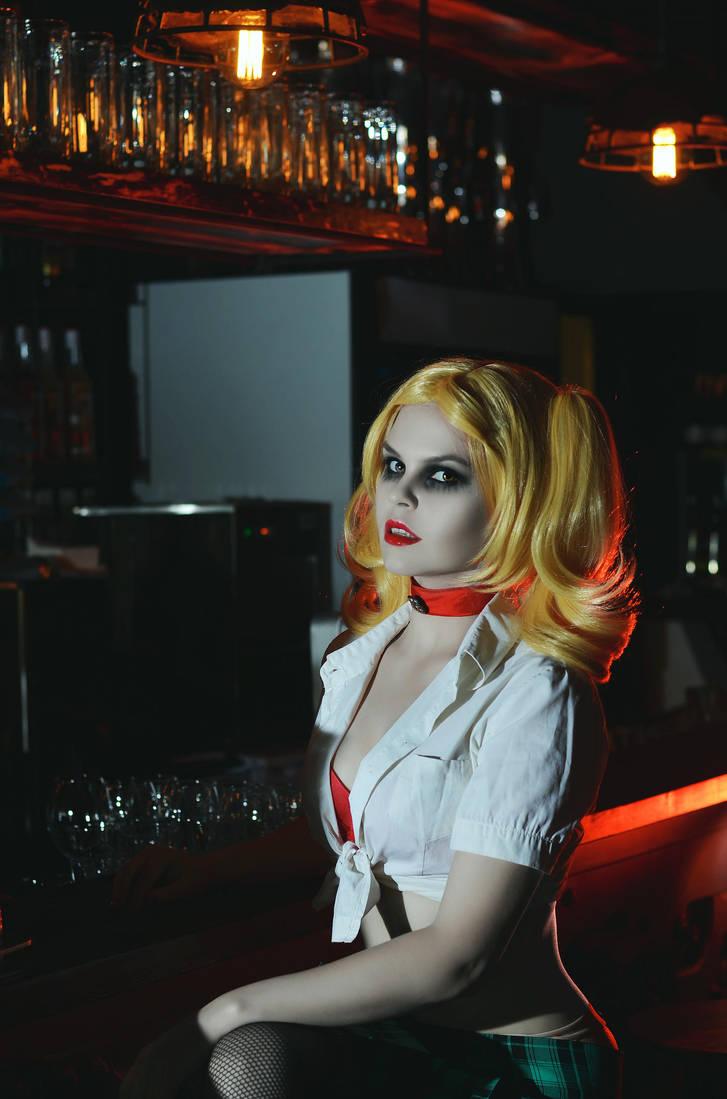 Vampire the Masquerade-  Jeanette Voerman by ChishirCat