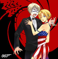 APH - From America, With Love by kanae