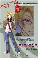 Battle ID: America by kanae