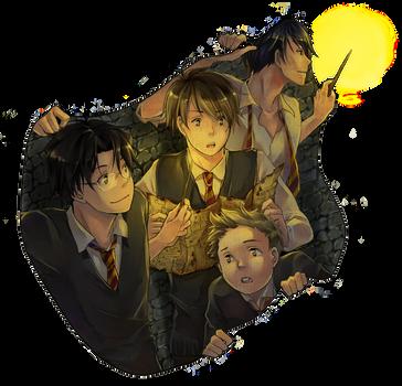Harry Potter - Mischief by kanae