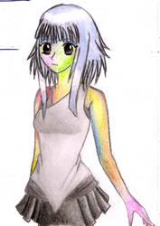 Multicoloured girl by Artsy-Seachel