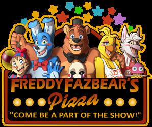 FNAFNG_Freddy Fazbear's Pizza (Toys) by NamyGaga