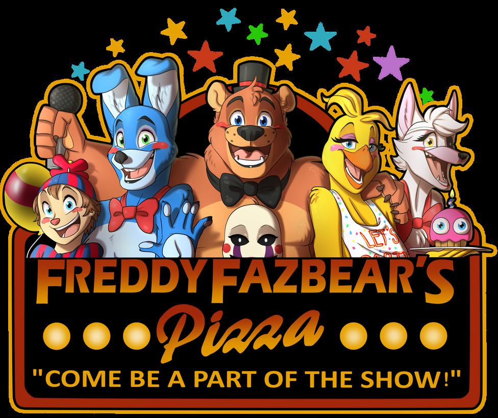 FNAFNG_Freddy Fazbear's Pizza (Toys) by NamyGaga on DeviantArt
