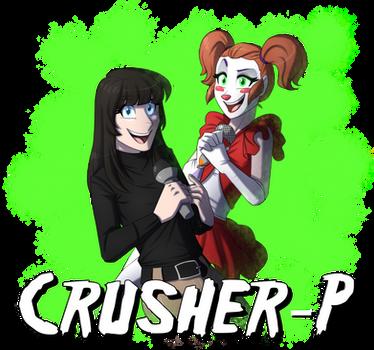 FNAF EPIC MASHUP_Crusher-P by NamyGaga