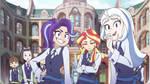 My Little Witch Academia 7 by NamyGaga